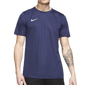 Camiseta Nike Dri-Fit Park 7 - Camiseta de fútbol Nike - azul marino - frontal