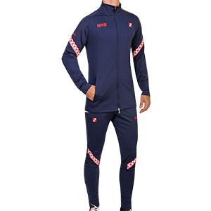 Chándal Nike Croacia 2020 2021 Strike - Chándal Nike de la selección croata 2020 2021 - azul marino - frontal
