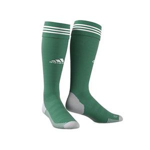 Medias adidas Adisock 18 - Medias de fútbol adidas - verdes - frontal