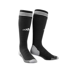 Medias adidas Adisock 18 - Medias de fútbol adidas - negras - frontal