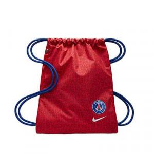 Gymsack Nike PSG Stadium - Gymsack del Paris Saint Germain 2020 2021 - rojo - frontal