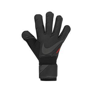 Nike GK Vapor Grip3 - Guantes de portero profesionales Nike corte Grip 3 - negros - frontal derecho