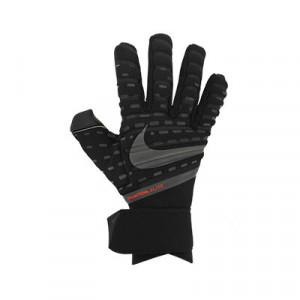 Nike GK Phantom Elite - Guantes de portero profesionales Nike corte negativo - negros - frontal derecho