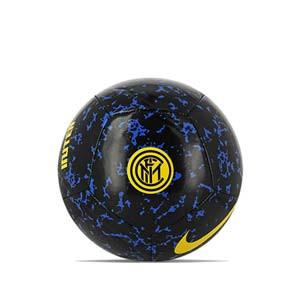 Balón Nike Inter Pitch talla 5 - Balón de fútbol Nike del Inter de Milan talla 5 - negro - miniatura
