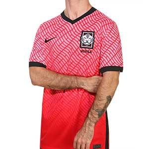 Camiseta Nike Korea Stadium 2020 2021 - Camiseta primera equipación selección Corea del Sur Nike 2020 2021 - rosa - frontal