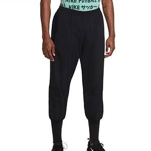 Pantalón Nike FC Woven Cuff - Pantalón largo de calle Nike F.C. - negro - frontal