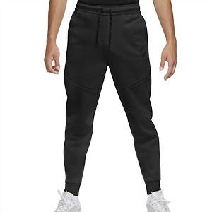 Pantalón Nike Sportswear Tech Fleece Jogger - Pantalón largo de calle Nike - negro - frontal
