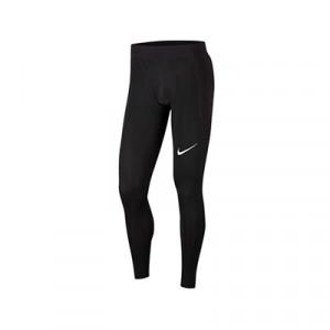 Mallas largas Nike Padded Goalkeeper niño - Mallas largas de portero acolchadas infantiles Nike - negras - frontal