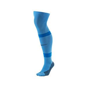 Medias Nike Matchfit Knee High Team - Medias largas de futbol Nike - azules celeste - frontal