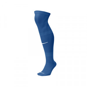 Medias Nike Matchfit Knee High Team - Medias largas de futbol Nike - azules - frontal