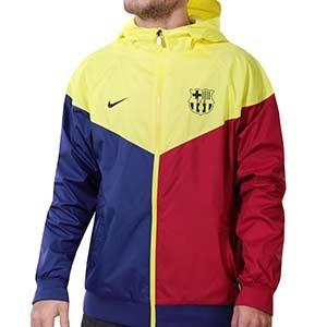 Cortavientos Nike Barcelona 2019 2020 - Cortavientos Nike FC Barcelona 2019 2020 - varios colores - frontal