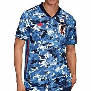 Camiseta adidas Japón 2019 2020 authentic - Camiseta auténtica primera equipación selección japonesa 2019 2020 - azul - frontal