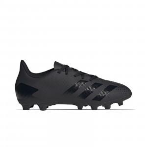 adidas Predator 20.4 FxG - Botas de fútbol adidas FxG para multiples terrenos - negras - pie derecho