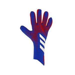 adidas Predator Pro - Guantes de portero profesionales adidas corte negativo - azules - frontal derecho
