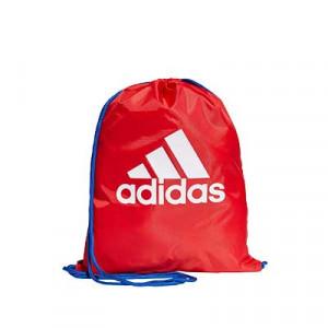 Gymbag adidas - Mochila de cuerdas adidas - roja - frontal