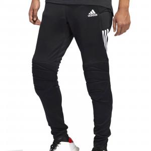 Pantalón adidas Tierro GK - Pantalón largo de portero adidas - negro - frontal