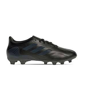 adidas Copa SENSE.4 FxG - Botas de fútbol adidas FG para césped natural o artificial de última generación - negras - pie derecho