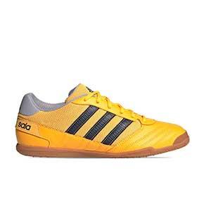 adidas Super Sala - Zapatillas de fútbol sala adidas suela lisa - amarillas