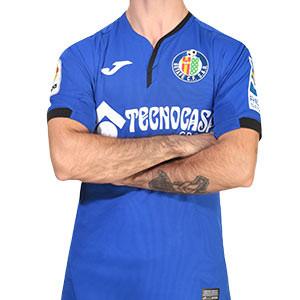 Camiseta Joma Getafe 2020 2021 - Camiseta primera equipación Joma Getafe CF 2020 2021 - azul - frontal