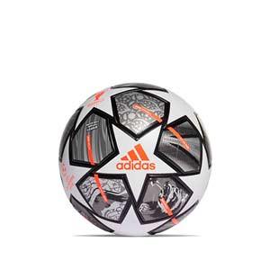 Balón adidas Finale Istambul 2021 League talla 4 - Balón de fútbol adidas de la Final de la Champions de Estambul en talla 4 - plateado - frontal