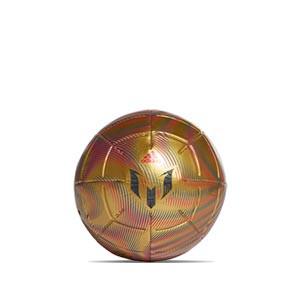 Balón adidas Messi Club talla 3 - Balón de fútbol adidas de la colección de Messi en talla 3 - dorado - frontal
