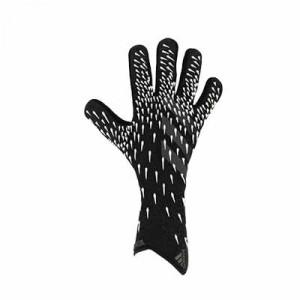 adidas Predator Pro - Guantes de portero profesionales adidas corte negativo - negros y grises - miniatura derecho