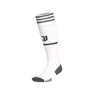 Medias adidas Juventus 2021 2022 - Medias primera equipación adidas de la Juventus 2021 2022 - blancas - frontal