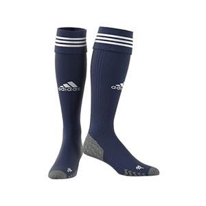 Medias adidas Adisock 21 - Medias de fútbol adidas - azul marino - frontal