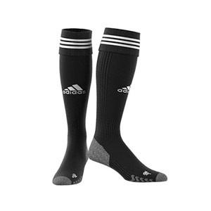 Medias adidas Adisock 21 - Medias de fútbol adidas - negras - frontal