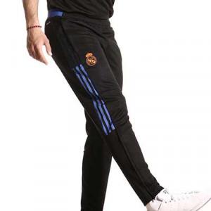 Pantalón adidas Real Madrid entrenamiento - Pantalón largo de entrenamiento adidas del Real Madrid CF - negro - miniatura frontal