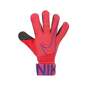 Nike GK Grip3 - Guantes de portero Nike corte Grip 3 - rosas - frontal derecho