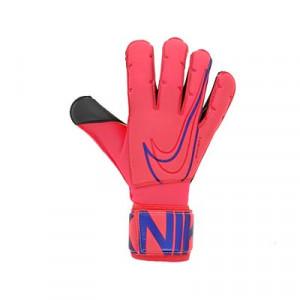 Nike GK Vapor Grip3 - Guantes de portero profesionales Nike corte Grip 3 - rosas - frontal derecho