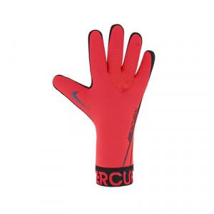 Nike GK Mercurial Touch Victory - Guantes de portero Nike corte negativo - rosas - frontal