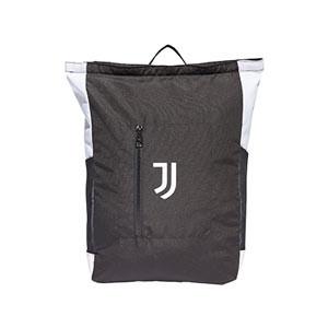 Mochila adidas Juventus - Mochila de deporte adidas Juventus (48x31x12) cm - negra - frontal