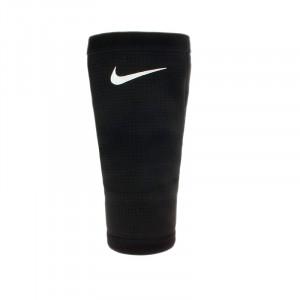 Manga compresiva Nike Pro Hyperstrong 2.0 - Pantorrillera compresiva Nike con estructura resistente a la abrasión - Negro - frontal
