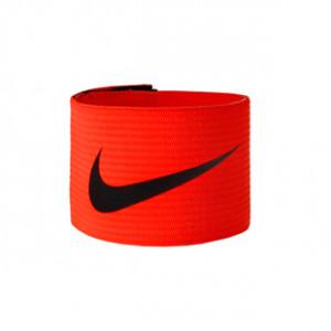 Brazalete de capitán 2.0 - Distintivo capitán equipo Nike - Naranja flúor - frontal