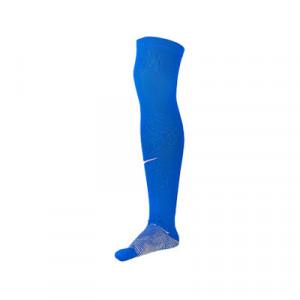 Medias antideslizantes Nike Grip Strike - Medias de fútbol Nike con sistema antideslizante - azules - frontal