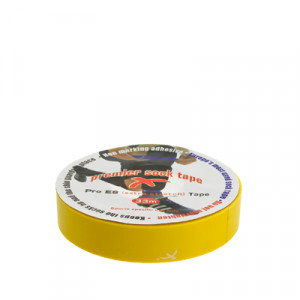 Tape 19mm Premier Sock amarillo - Cinta elástica sujeta medias - amarillo - TAPE1905-Premier sock tape 19mm
