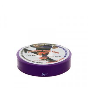 Tape 19mm Premier Sock lila - Cinta elástica sujeta medias (1,9 cm x 33 m) - lila - TAPE1910-Premier sock tape 19mm