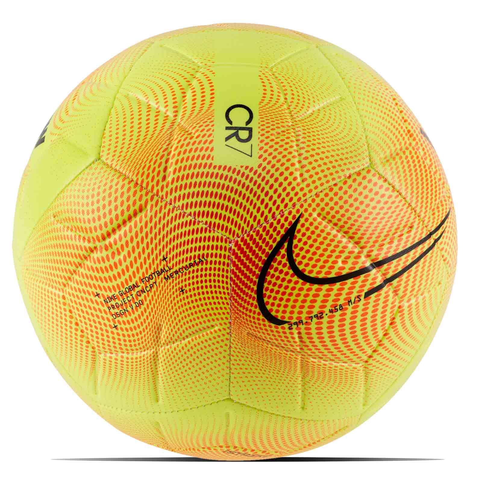 Llevar mental Tierras altas  Balón Nike CR7 Strike talla 3 amarillo | futbolmania
