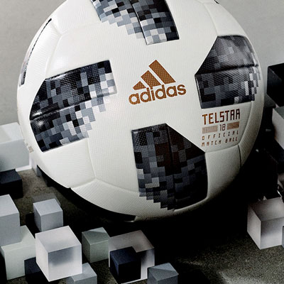 Balón Mundial 2018 niño