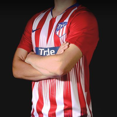 Equipación Atlético 2019