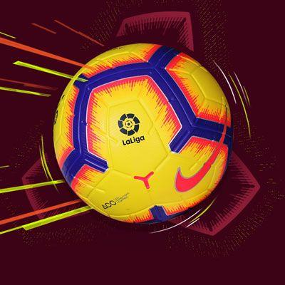 Balón La Liga 2019