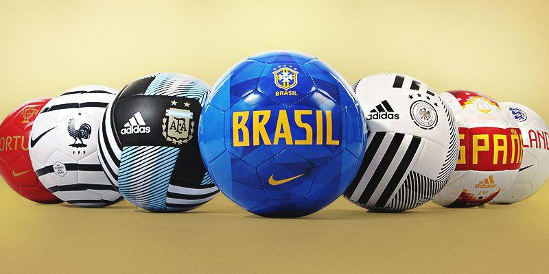 Balones selecciones niño