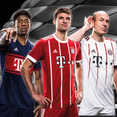 FC Bayern de Múnich 17/18