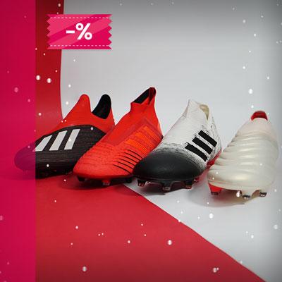 Botas de fútbol adidas rebajas