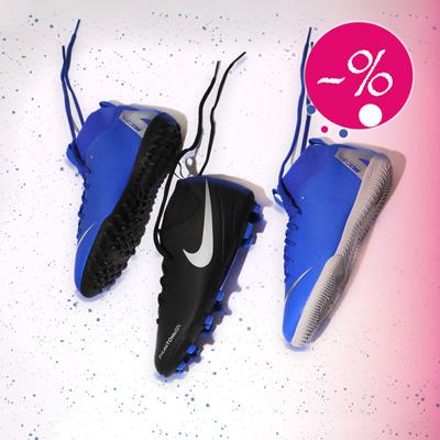 Botas Nike niño rebajas