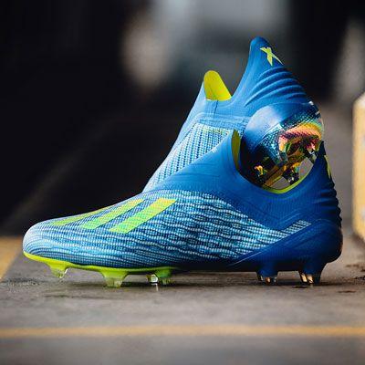 Nuevas botas adidas X