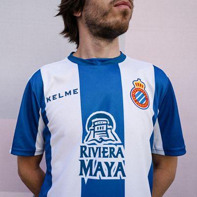 Equipaciónes RCD Espanyol