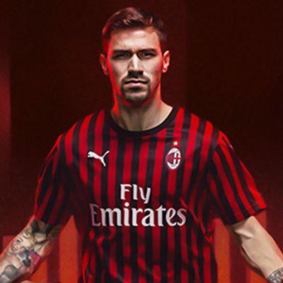 Camiseta AC Milan 2019-20